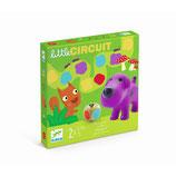 Toddler Spiele: Little circuit - Wettlaufsspiel von DJECO