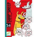 Kartenspiele: Swip'Sheep von DJECO
