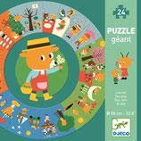 Bodenpuzzle: Das Jahr von DJECO