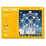 Factory: Da oben von DJECO