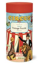 """""""Zirkus - Circus""""Cavallini Vintage Puzzle"""