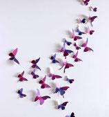 Papier Schmetterlinge