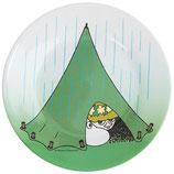 """Mumin Kinder-Geschirrset aus Melamin """"Camping"""" bestehend aus 1 Teller, 1 Schüssel und 1 Becher"""