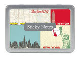 Cavallini Papers Sticky notes - Haftnotizzettel- New York