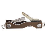 keycabin Aluminium frame S3 mudgreen - für bis zu 13 Schlüssel -