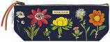 """""""Herbarium - Blumen, Blüten"""" Cavallini Vintage Mäppchen, Federmäppchen, Schlampermäppchen"""