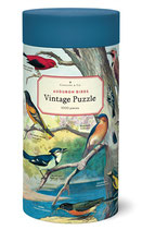 """Audubon Birds - Vögel"" Cavallini Vintage Puzzle"