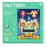 Factory: Cyborgs von DJECO