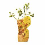"""Papiervase """"Sonnenblumen"""" groß"""