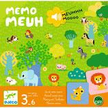 Spiel: Memo Meuh von DJECO