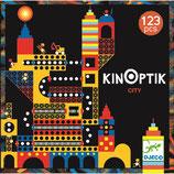 Kinoptik City - Stadt von DJECO