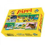 Pippi Langstrumpf Würfelupuzzle