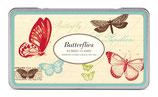 """Cavallini Stempel Set """"Butterflies - Schmetterlinge"""""""