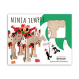 Ninja Tempel von BRIKKON