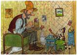 Petterson und Findus Rahmenpuzzle  - Pfannkuchentorte