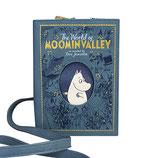 """Designer Umhängetasche  - Mumin Buch """"Moomin Valley Book"""" von Disaster"""