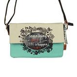 """Designer Handtasche """"Penny Black"""" von DISASTER"""