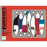 Sardines von DJECO (Kartenspiel)