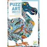 Puzzle :  Puzz'art - Dodo - 350 Teile  von DJECO DJECO