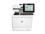 HP Drucker Color LJ Enterprise Flow MFP M577c