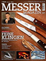 Messer Magazin 1/2019