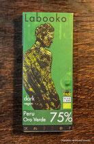Bio-Schokolade 75% von Zotter - Labooko Oro Verde