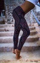 Leggings von OGNX - Ethno multicolour (Damen)