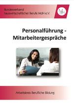 Personalführung - Mitarbeitergespräche