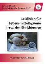 Leitlinien  für Lebensmittelhygiene in sozialen Einrichtungen