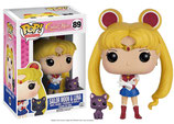 Funko Pop! Sailor Moon & Luna Booblehead Figur
