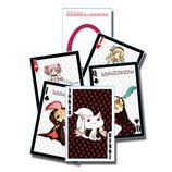 PUELLA MAGI MADOKA MAGICA  52 Spielkarten / Pokerkarten