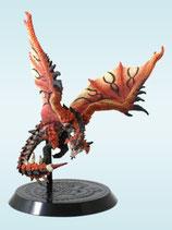 Monster Hunter Figure Builder ver.5 Rathalos rot Figur