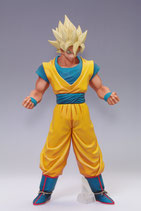 Dragon Ball Master Stars Piece Figure Colosseum Son Goku Figur 25cm