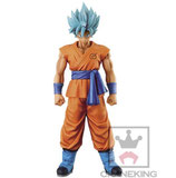Dragon Ball Z Master Stars Piece Statue / Figur God Super Saiyan Son Goku