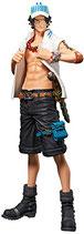One Piece Master Stars Piece Revival Figur Statue * Portgas D. Ace