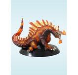 Monster Hunter Figure Builder ver.5 Agnaktor rot Figur