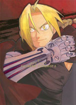 Fullmetal Alchemist 3 ARTBOOK