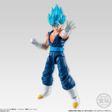 Dragon Ball Super Shodo Vol.5 Super Saiyan Vegetto Shodo Figur