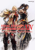FINAL FANTASY XIV: Stormblood The Art of the Revolution Western Memories Artbook