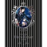 Black Butler Artworks 1 - Artbook ( Kuroshitsuji )
