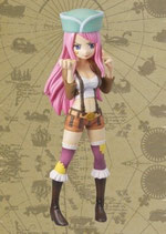 One Piece Half Age Characters Girls Party Figur JEWELRY BONNEY
