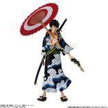 One Piece Super Styling EX-Kimono  Figur Ruffy (ca. 16cm)