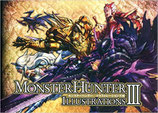 Monster Hunter Illustrations 3 ARTBOOK