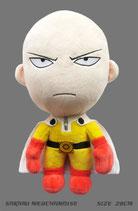 One Punch Man - angry Saitama Plüschi Plüsch-Figur