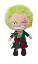 One Piece Zoro Plüschi Plüsch-Figur 18cm