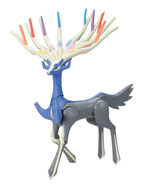 Pokemon XY Xerneas Figur