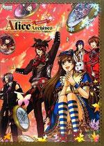 Wonderful Wonder World Book - Alice Archives redcover Artbook mit CD