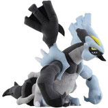 Pokemon schwarz & weiß - schwarzer Kyurem Plüschi Plüsch-Figur