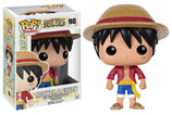Funko Pop! One Piece Monkey D. Ruffy Vinyl Figur