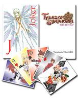 Tales of Symphonia  Spielkarten / Skatkarten / Pokerkarten
